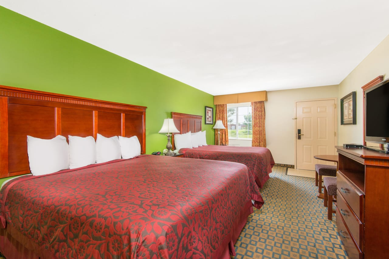 at the Days Inn & Suites Wichita in Wichita, Kansas