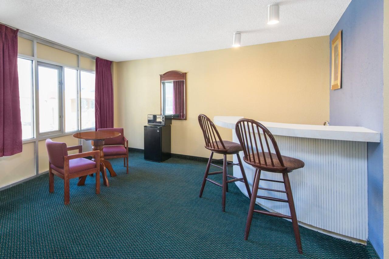 at the Days Inn & Suites Wichita East in Wichita, Kansas