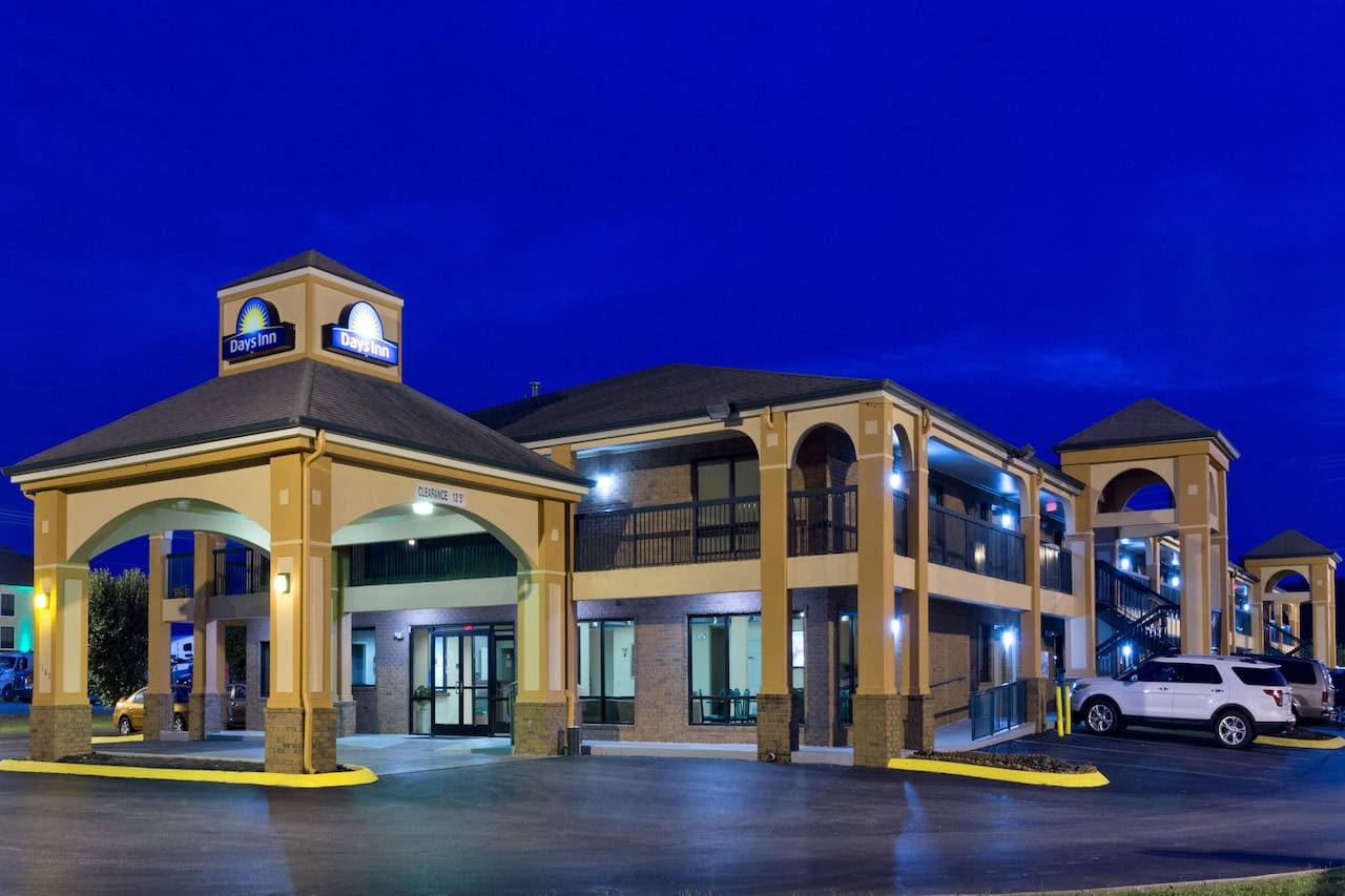 Days Inn Franklin in Bowling Green, Kentucky