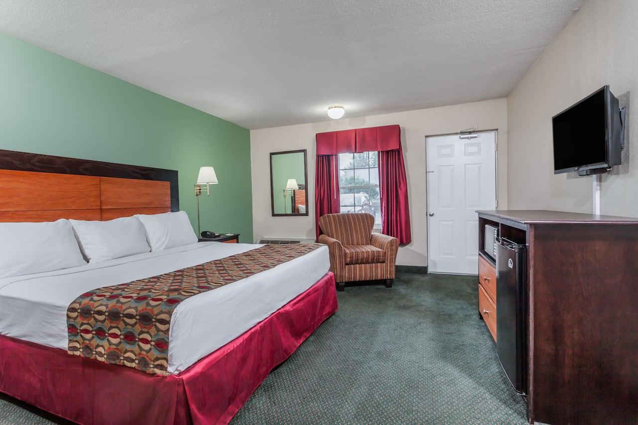at the Days Inn & Suites Lexington in Lexington, Kentucky