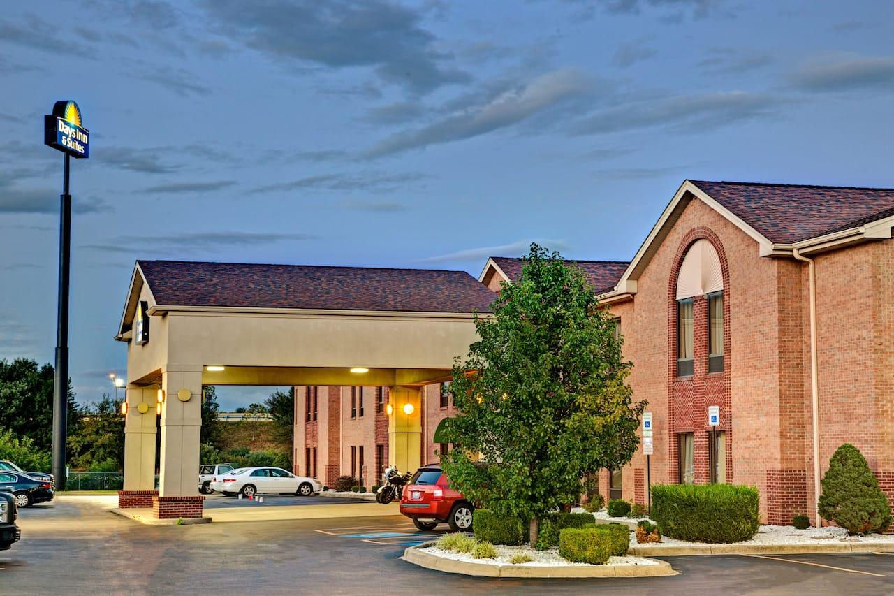 at the Days Inn & Suites Louisville SW in Louisville, Kentucky