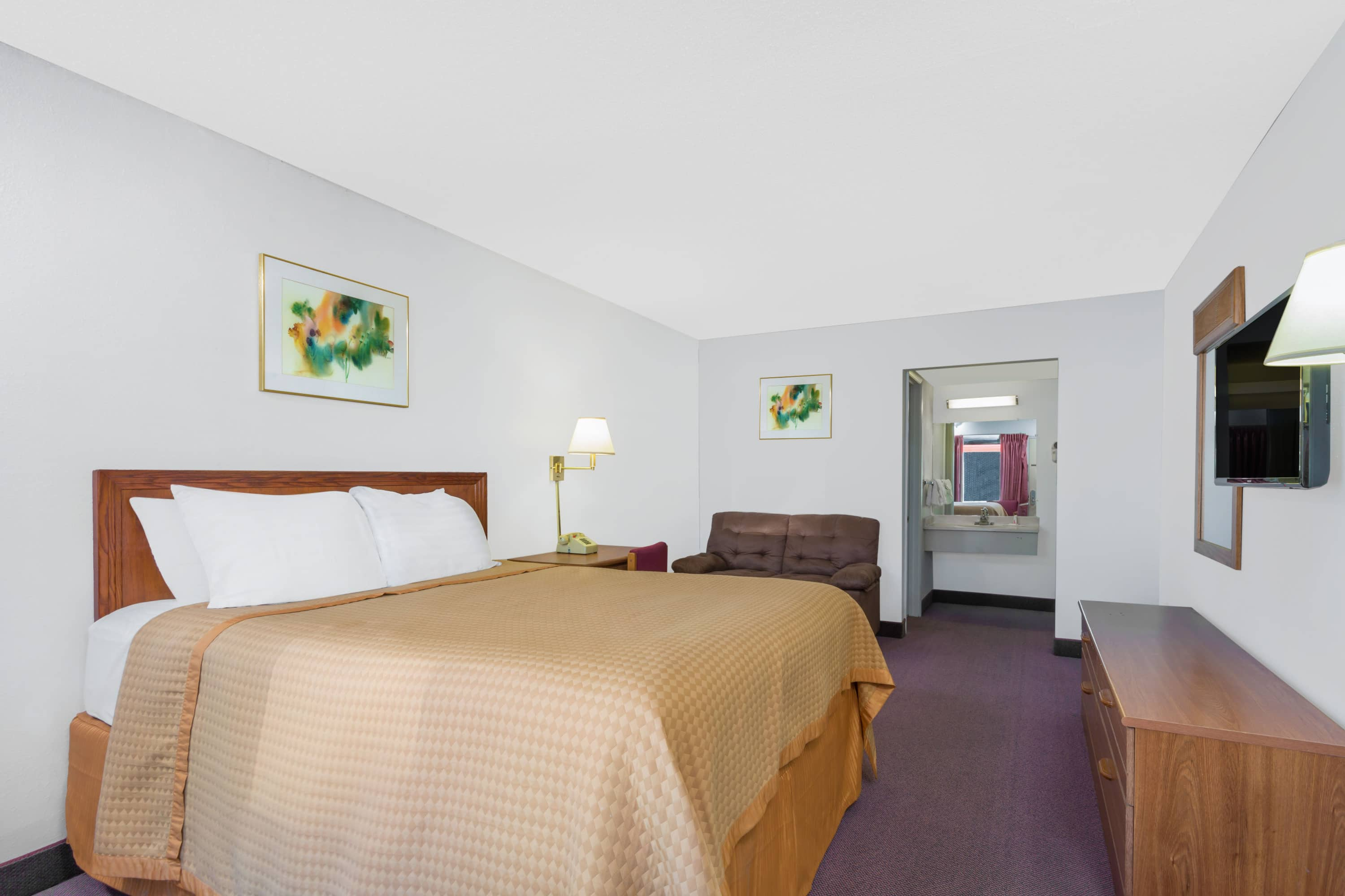 Guest room at the Days Inn - Mt. Sterling in Mount Sterling, Kentucky
