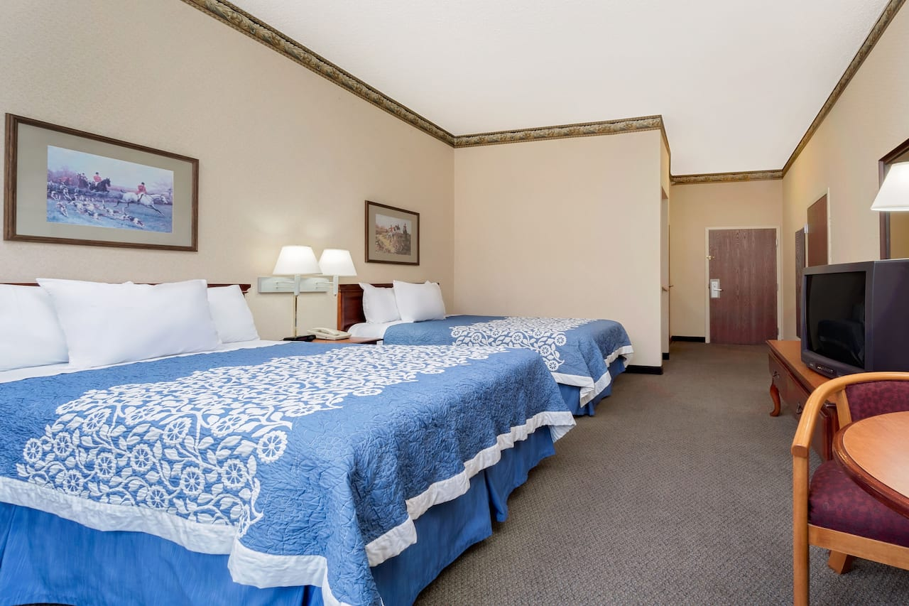 at the Days Inn West Liberty in West Liberty, Kentucky