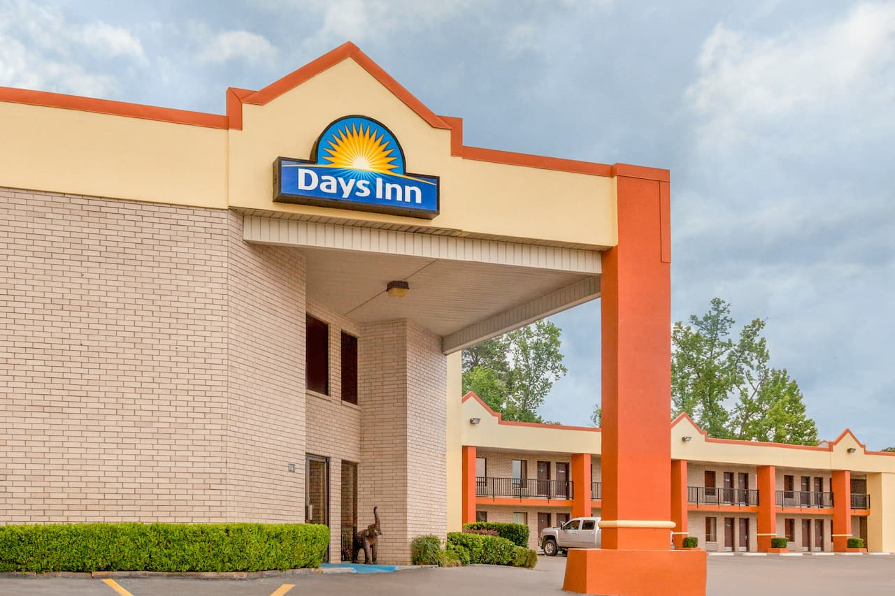 Days Inn Arcadia in Arcadia, Louisiana
