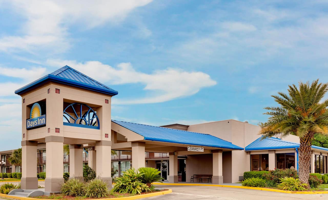 Days Inn Lafayette Near Lafayette Airport in New Iberia, Louisiana