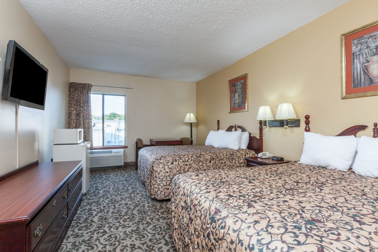 at the Days Inn LaPlace- New Orleans in LaPlace, Louisiana