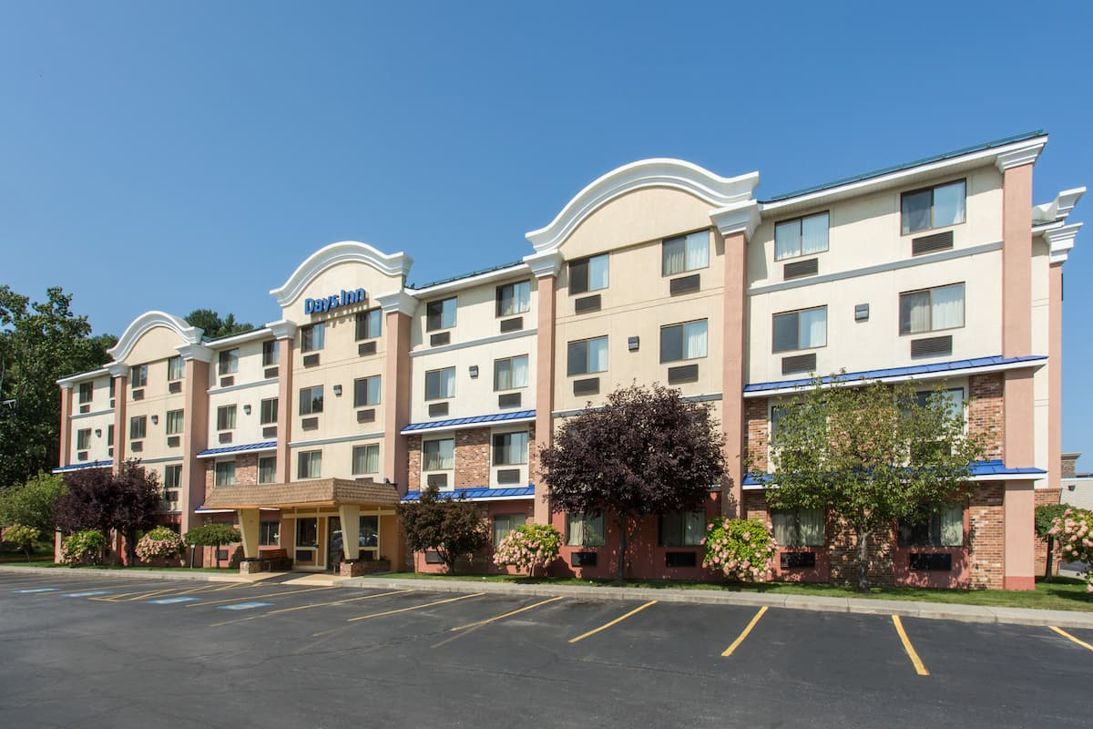Days Inn Leominster Fitchburg Area