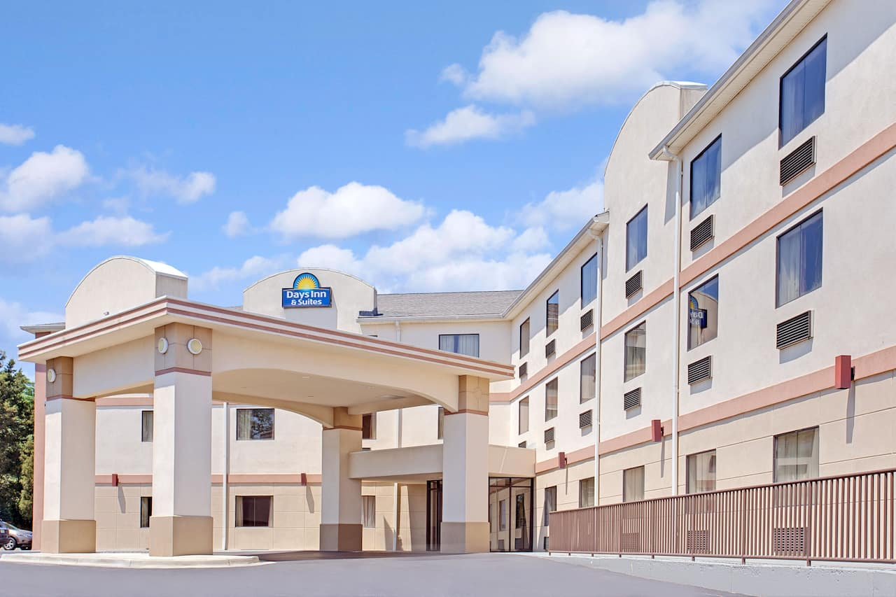 Days Inn & Suites Laurel Near Fort Meade in Pikesville, Maryland