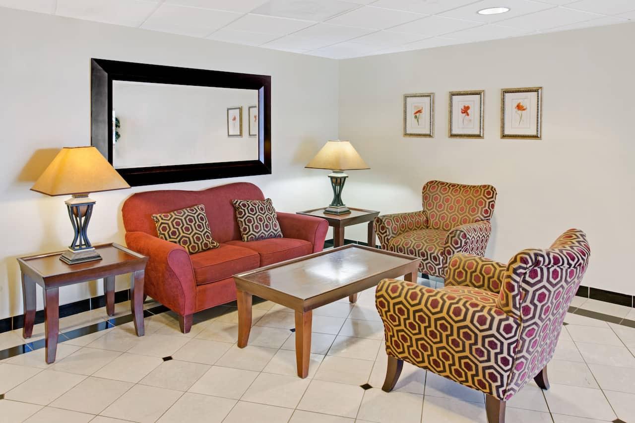 at the Days Inn & Suites Laurel Near Fort Meade in Laurel, Maryland