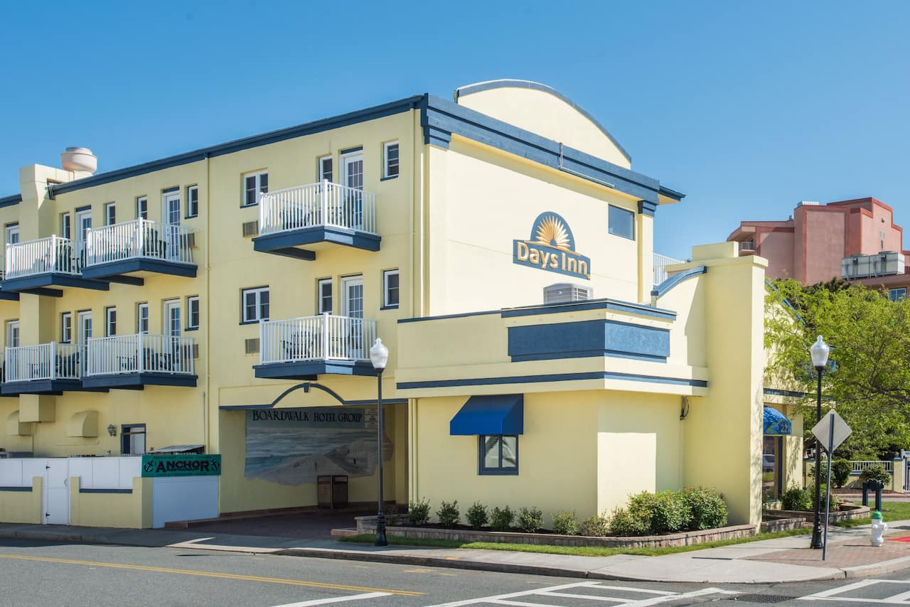 Days Inn Ocean City Oceanfront in Salisbury, Maryland