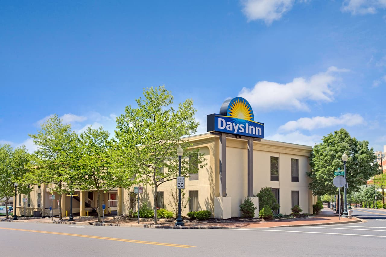 Days Inn by Wyndham Silver Spring à Laurel, Maryland