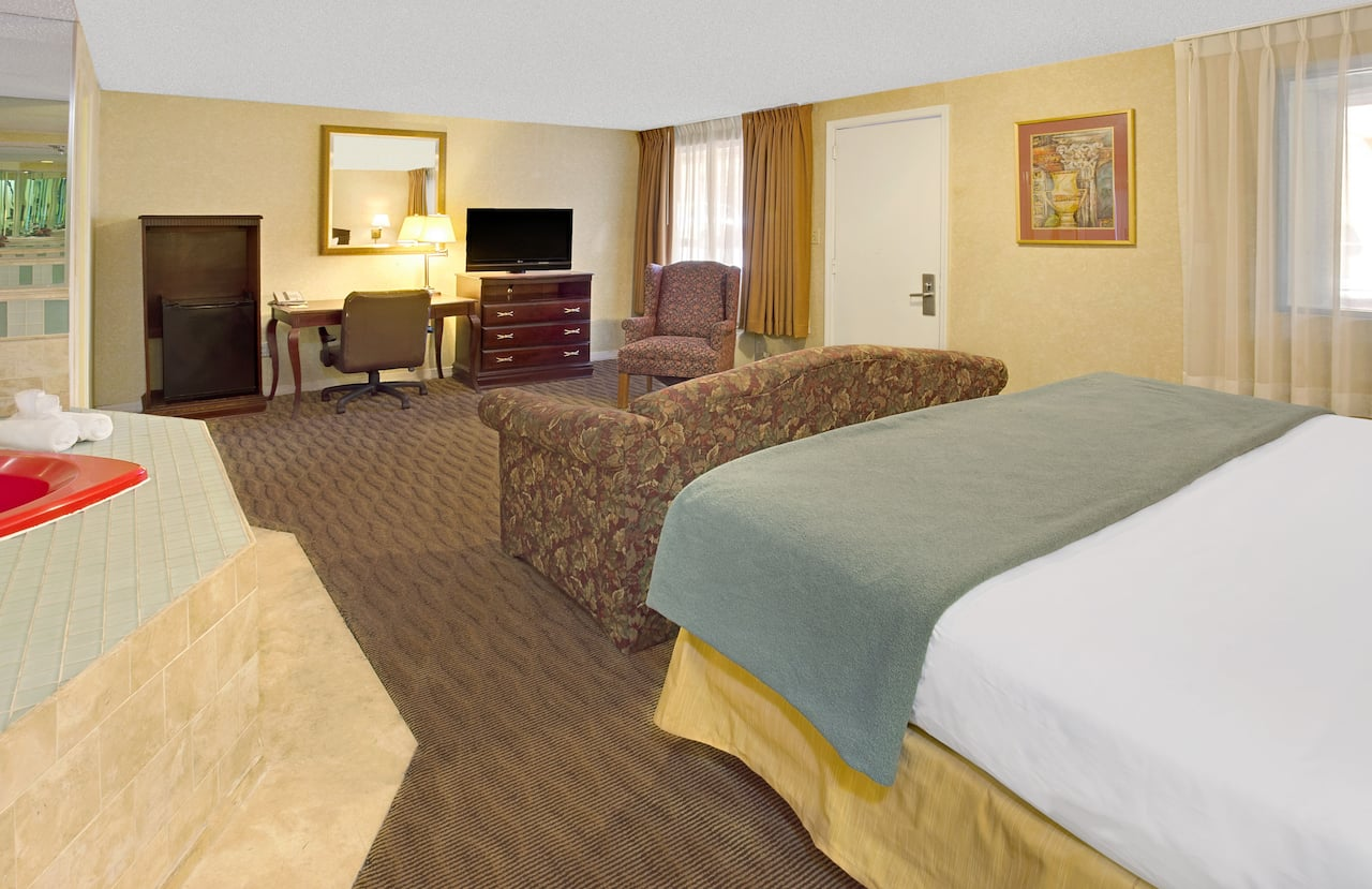 at the Days Inn Silver Spring in Silver Spring, Maryland