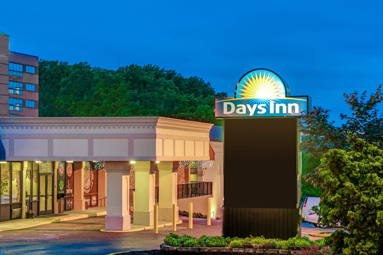 Days Inn Towson in Baltimore, Maryland