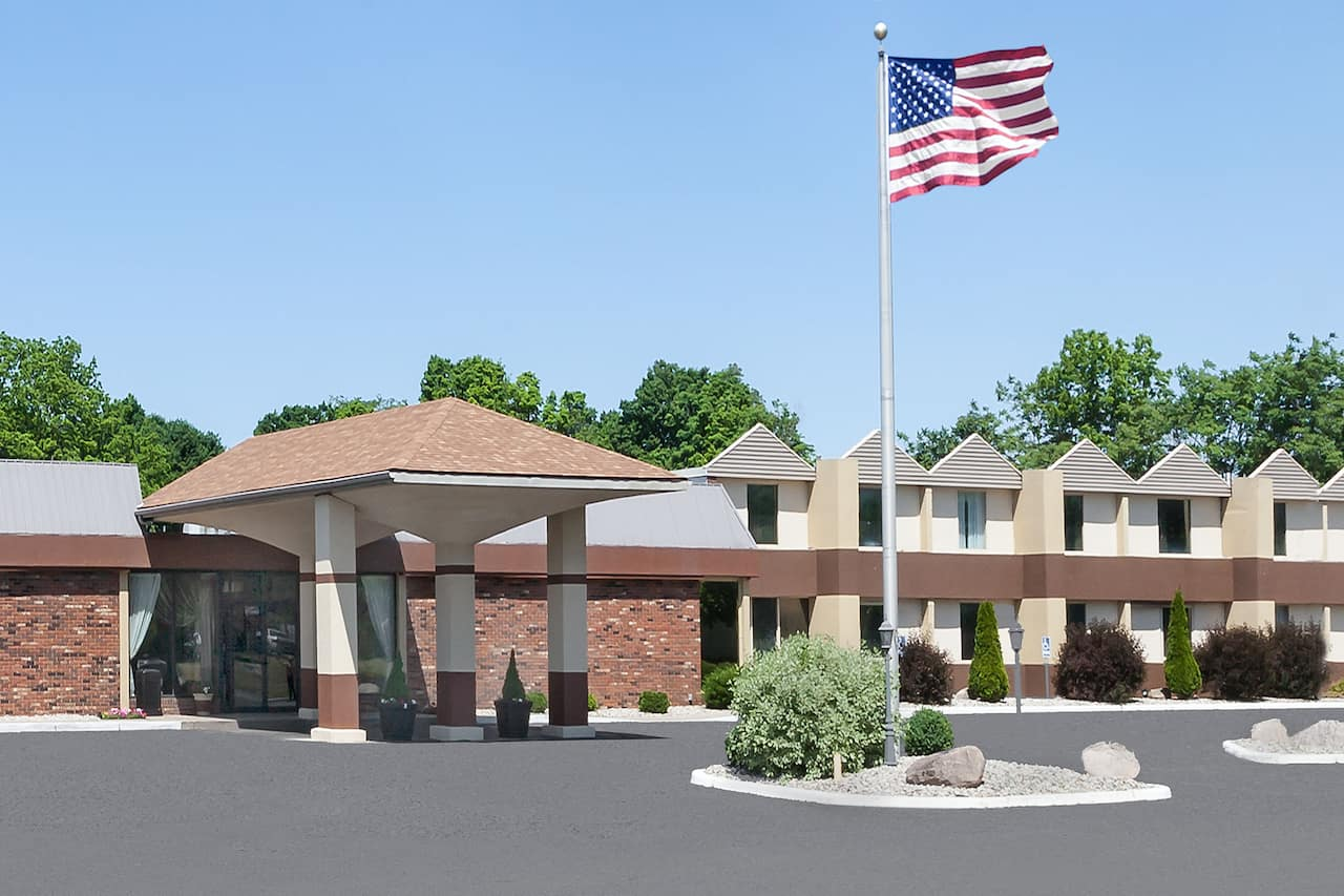 Days Inn Albion in Hillsdale, Michigan