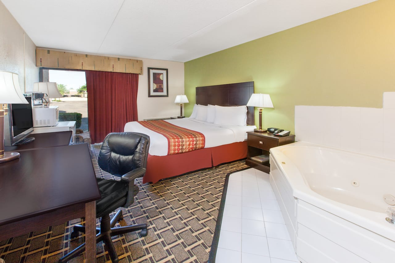 at the Days Inn & Suites Madison Heights MI in Madison Heights, Michigan