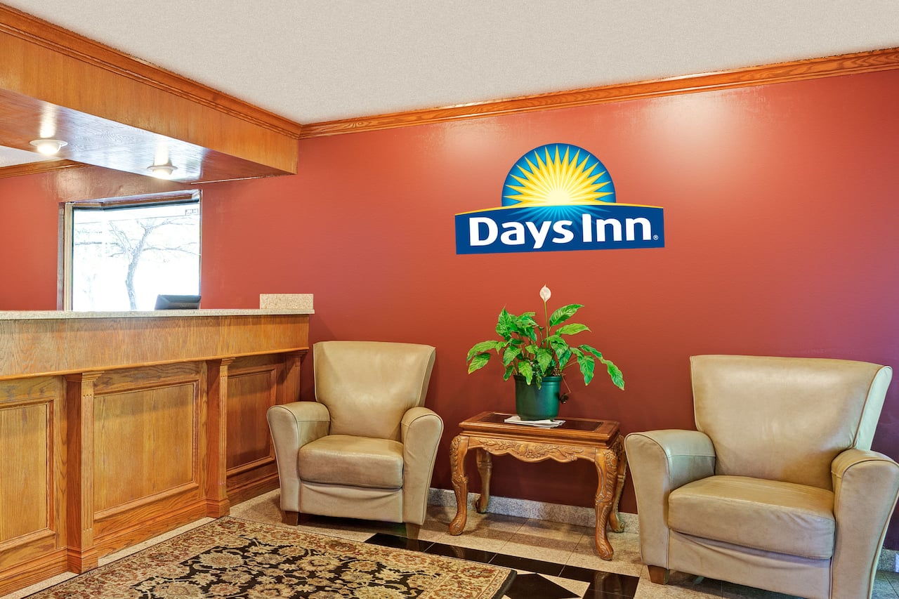 at the Days Inn & Suites Monroe in Monroe, Michigan