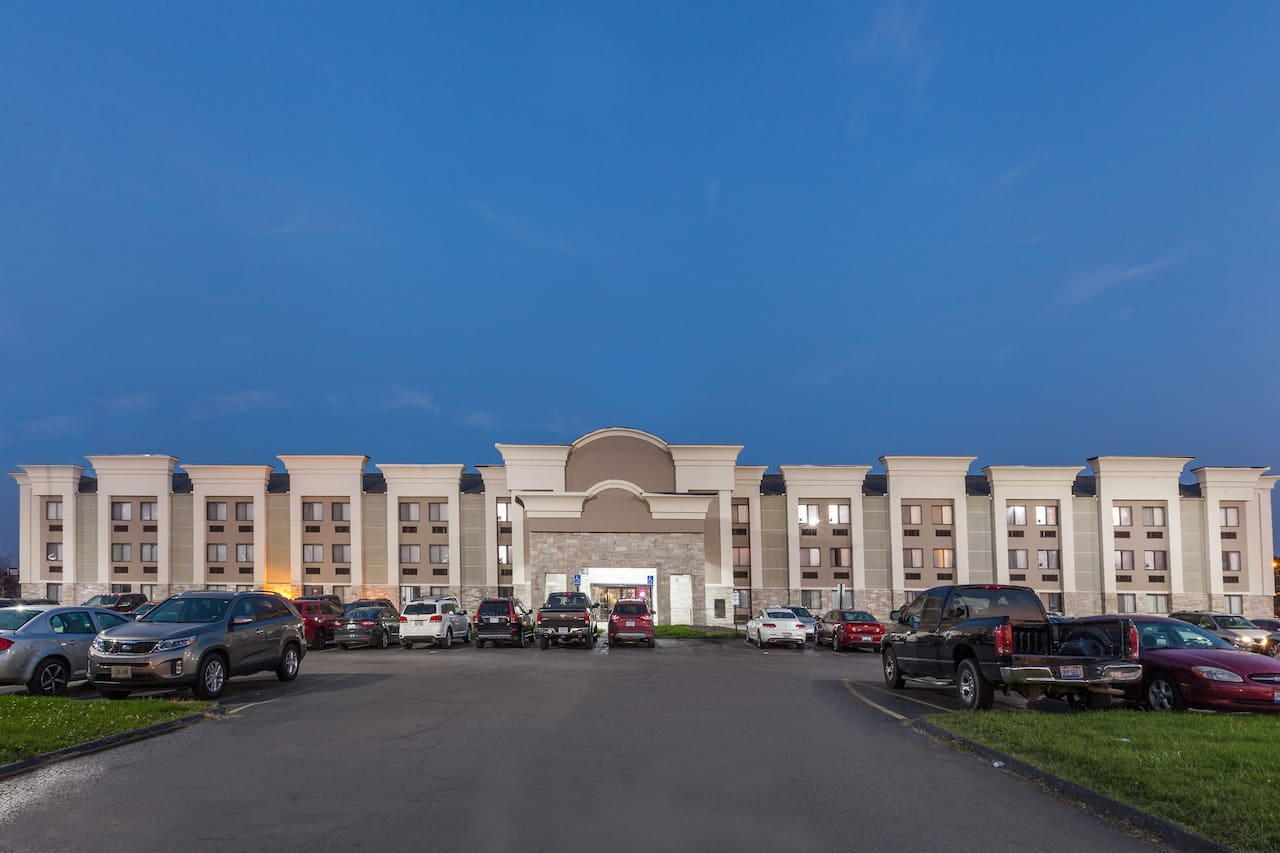 Days Inn Detroit Metropolitan Airport in Romulus, Michigan