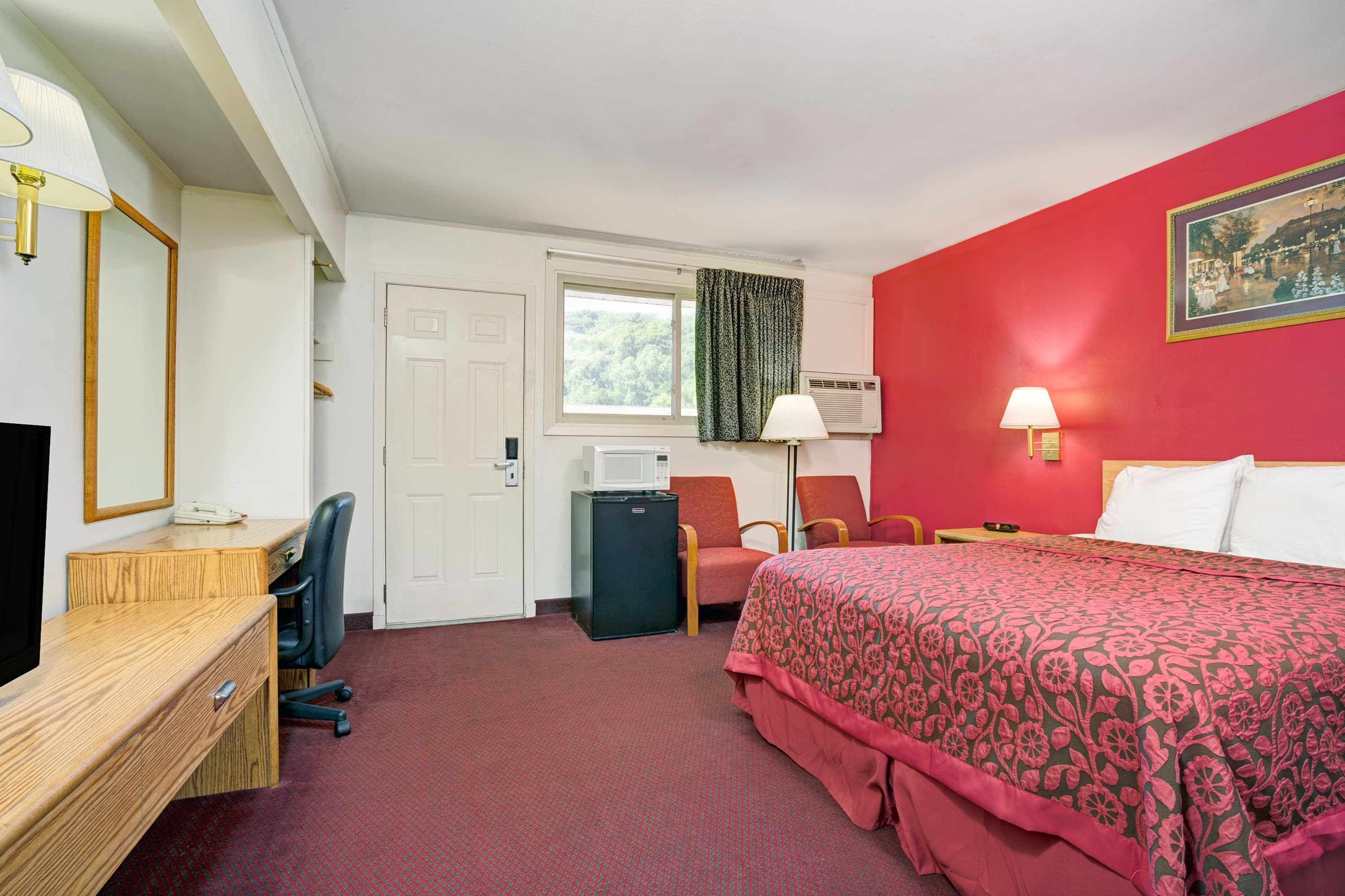 Days Inn Red Wing suite in Red Wing, Minnesota