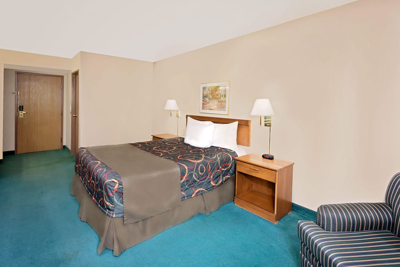 at the Days Inn Boonville in Boonville, Missouri