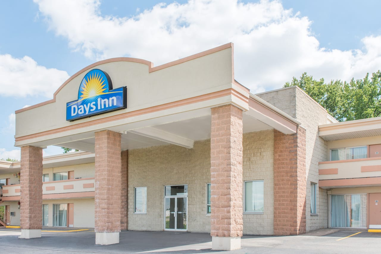 Days Inn St. Louis North in Maryland Heights, Missouri