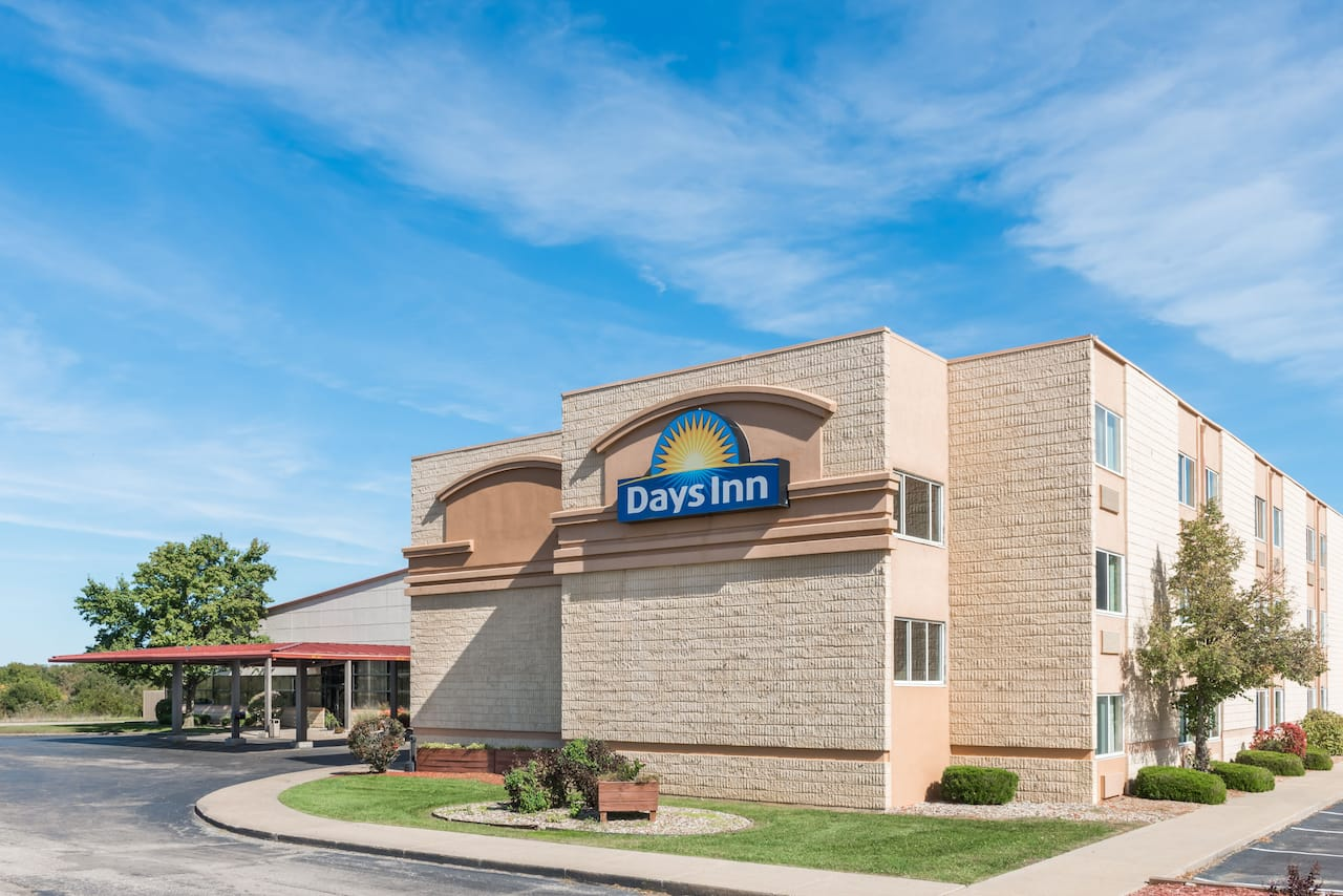 Days Inn Kirksville in Kirksville, Missouri