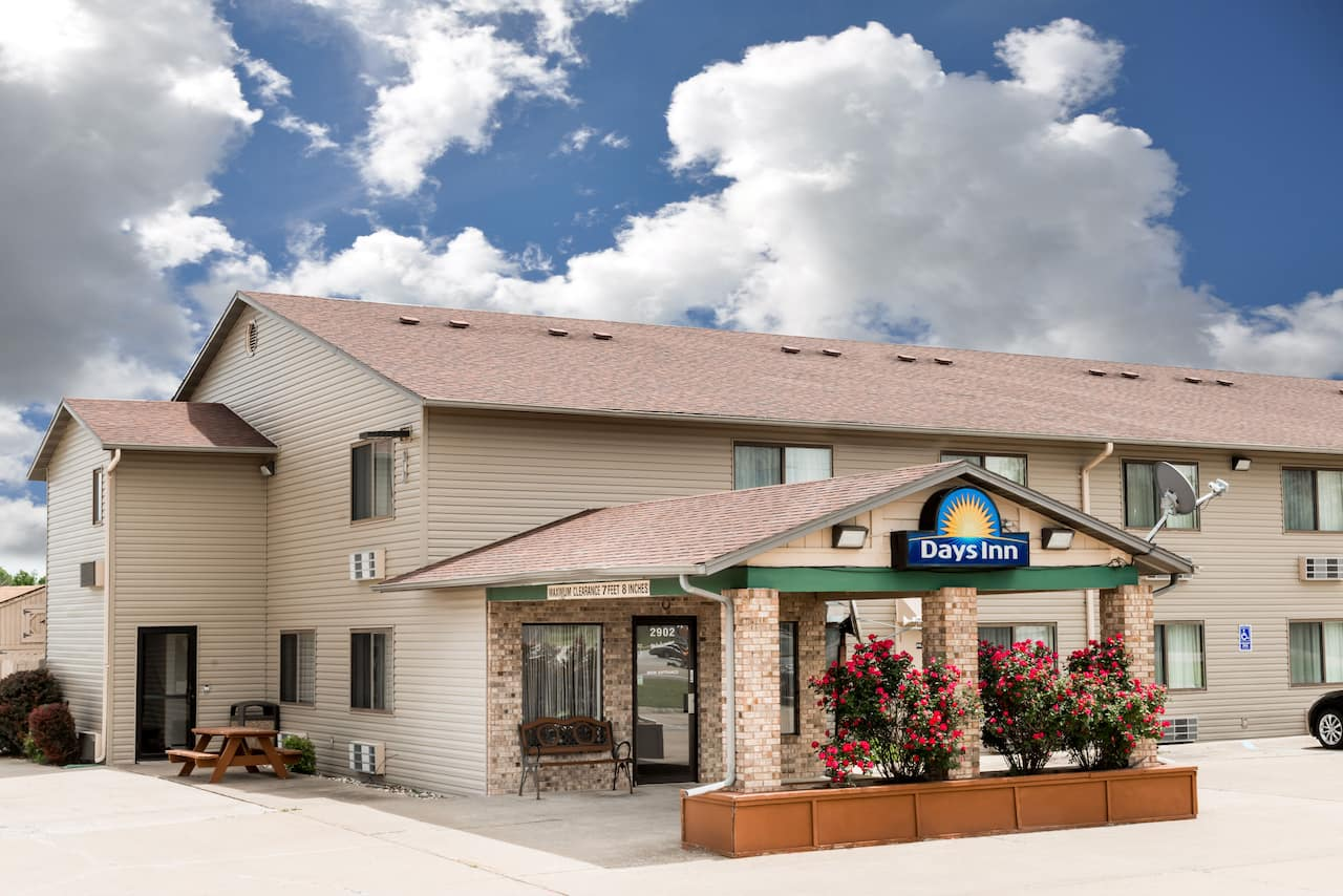 Days Inn Mexico in Kingdom City, Missouri