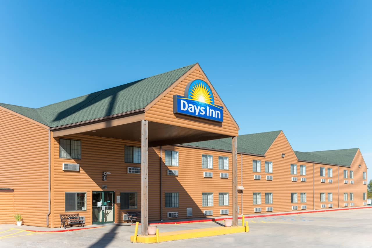 Days Inn New Florence in  New Florence,  Missouri