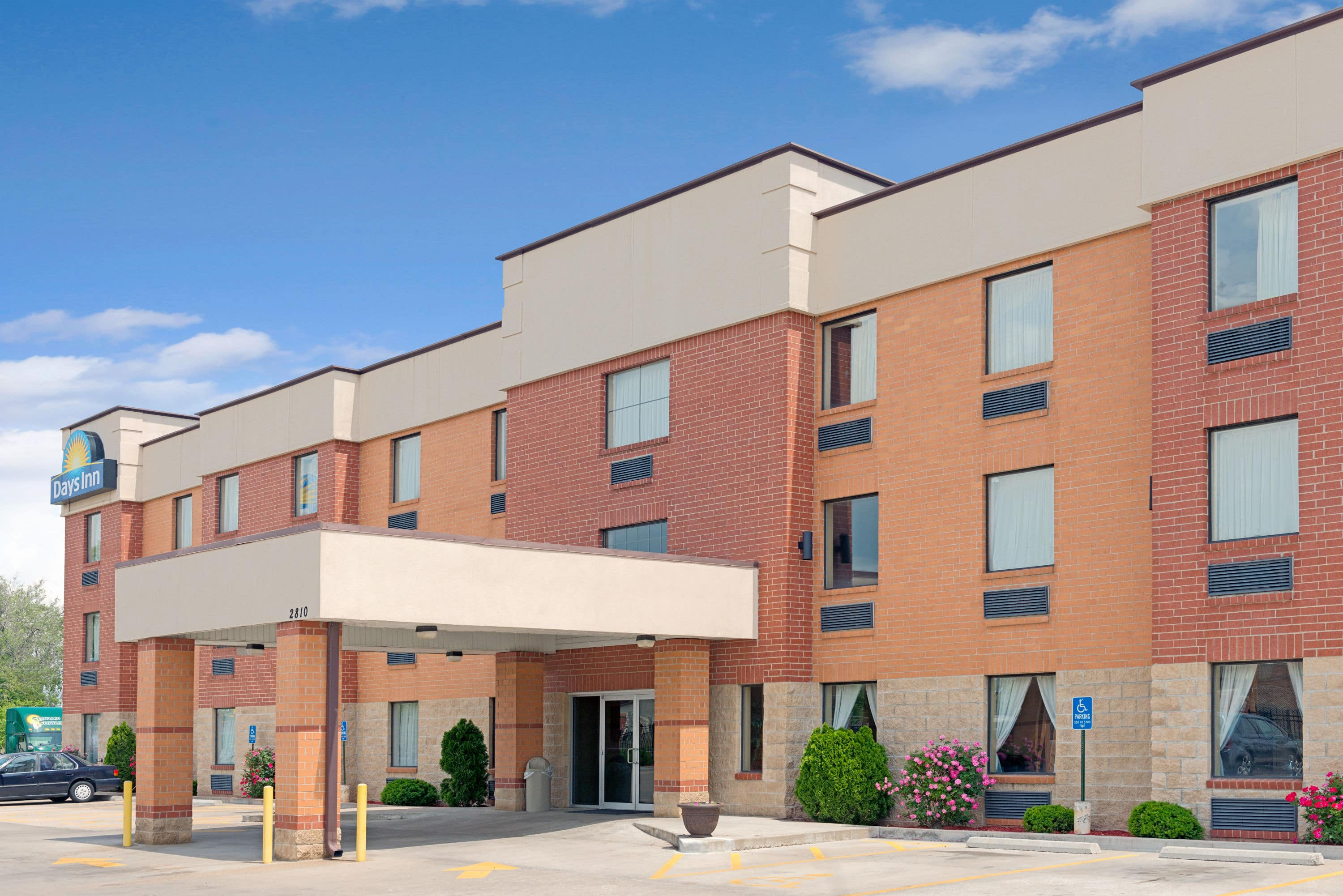 St Louis Hotels >> Days Inn By Wyndham Downtown St Louis Saint Louis Mo Hotels