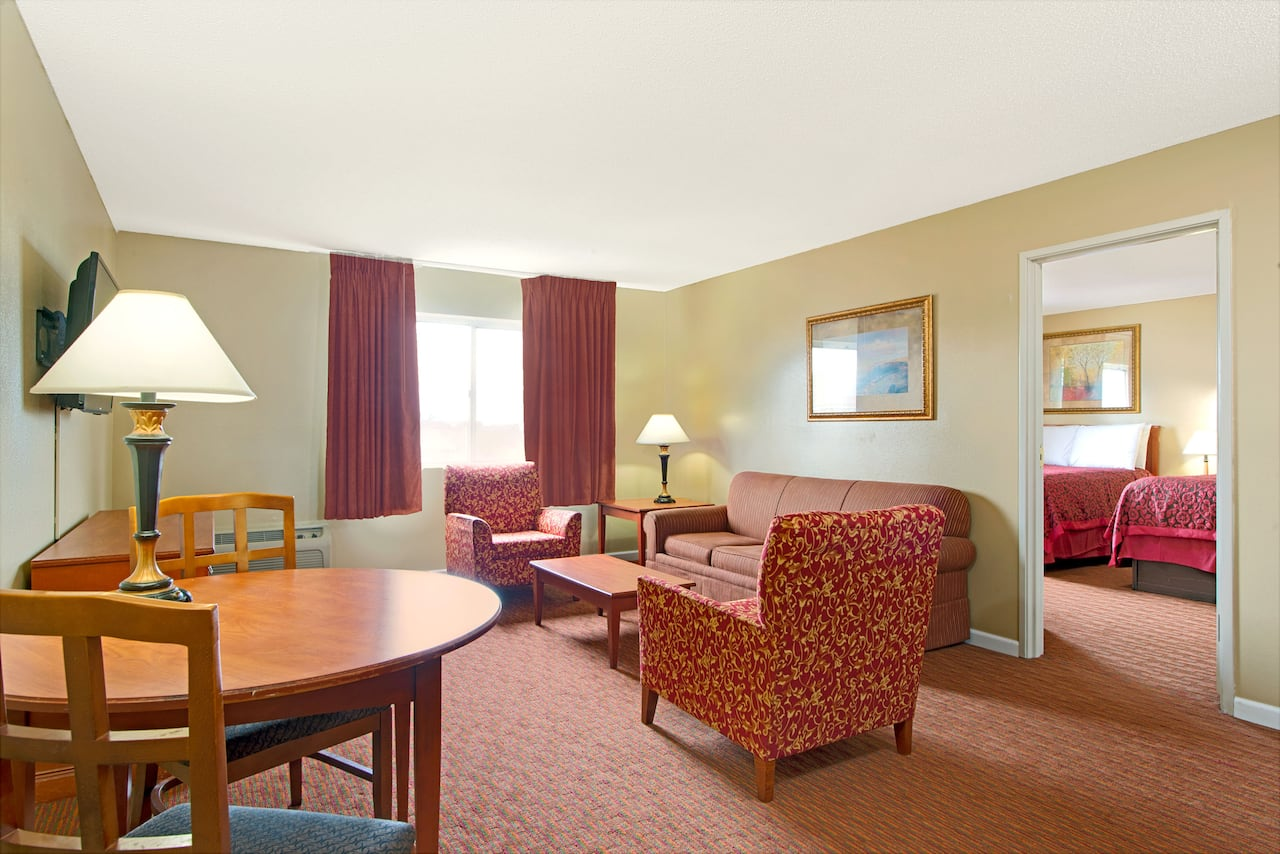 at the Days Inn - St. Louis/Westport MO in Saint Louis, Missouri