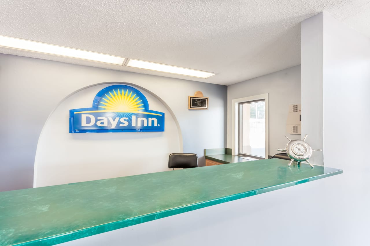 at the Days Inn Clinton in Clinton, Mississippi