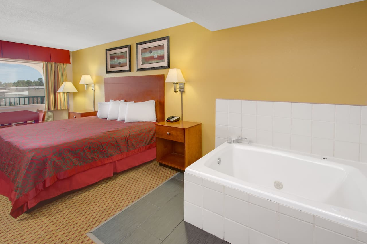 at the Days Inn Gulfport in Gulfport, Mississippi