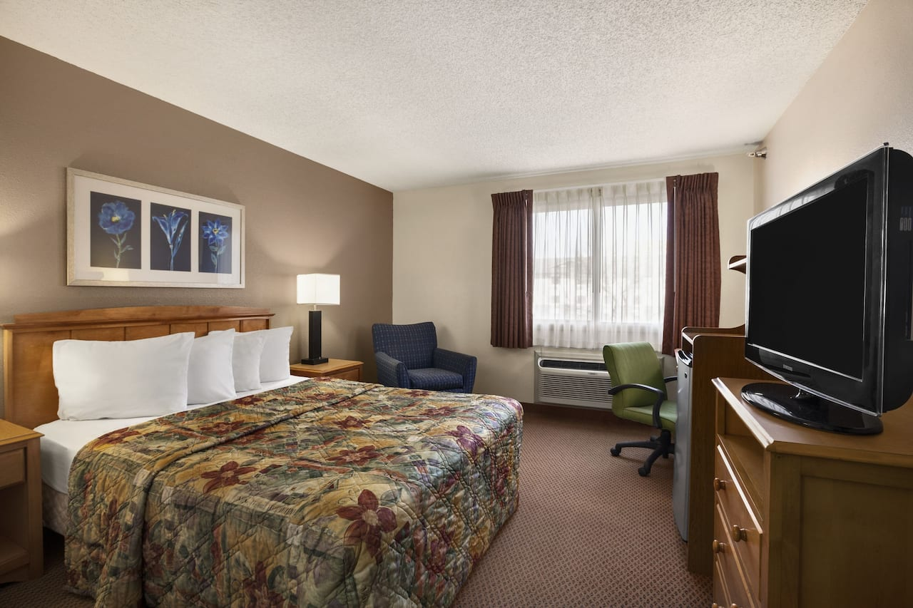 at the Days Inn Billings in Billings, Montana