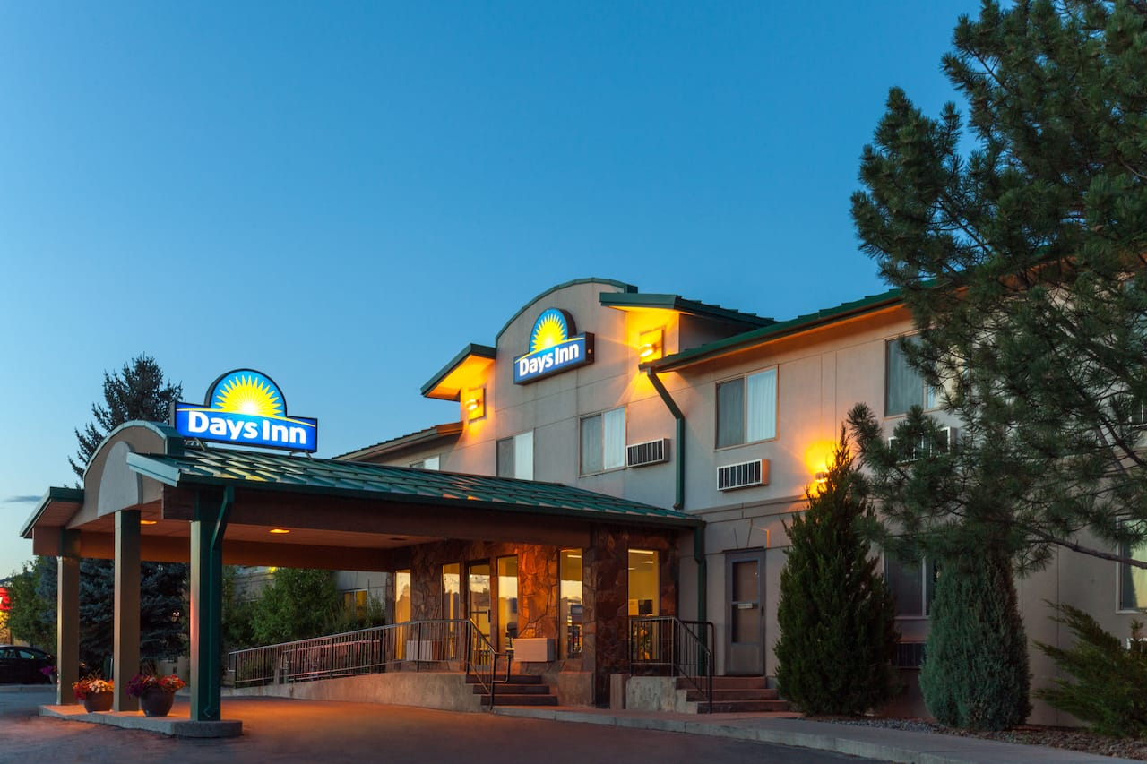 Days Inn Missoula Airport in Lolo, Montana