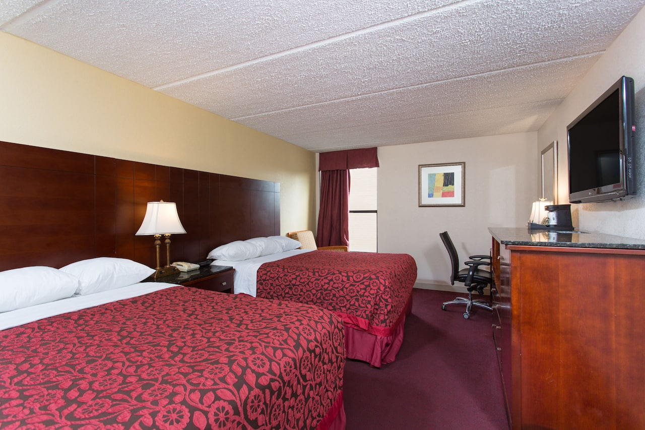 at the Days Inn High Point/Archdale in Archdale, North Carolina