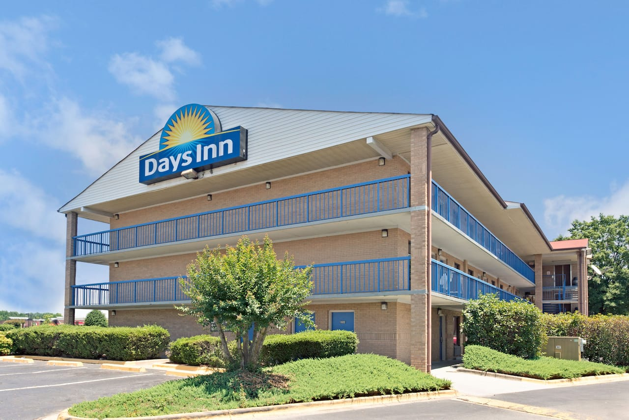 Days Inn Charlotte Northlake in  Concord,  North Carolina