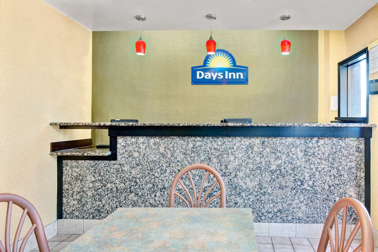 at the Days Inn Charlotte Northlake in Charlotte, North Carolina