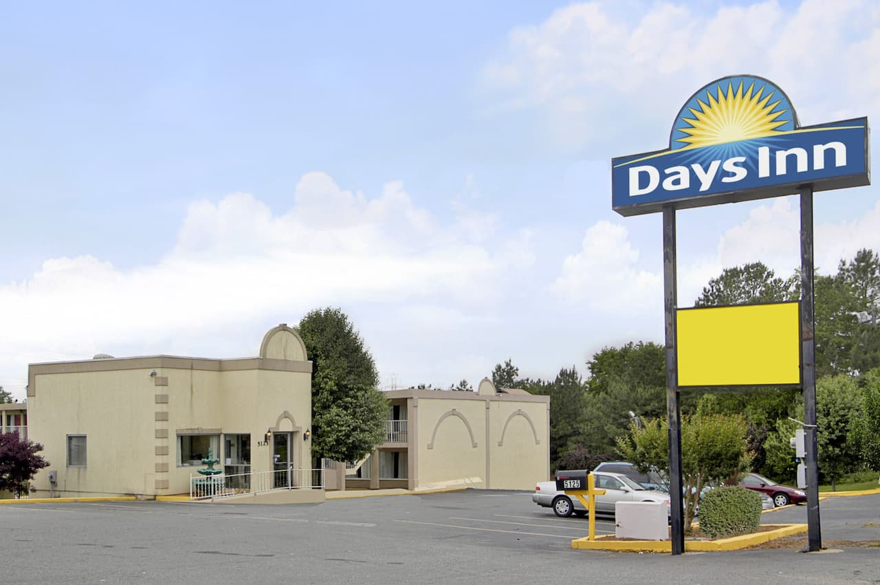 Days Inn Concord in  Salisbury,  North Carolina