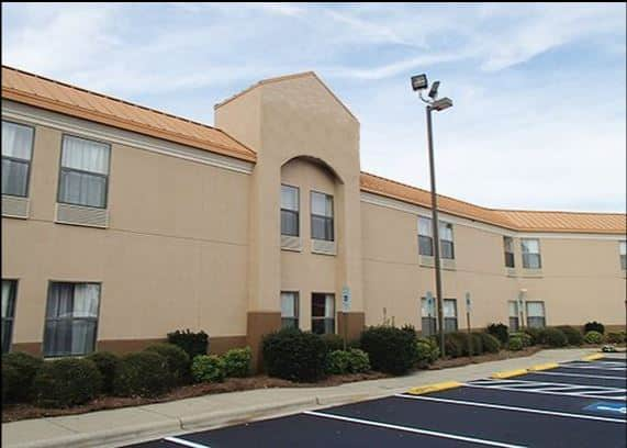 Days Inn Dunn in Fayetteville, North Carolina