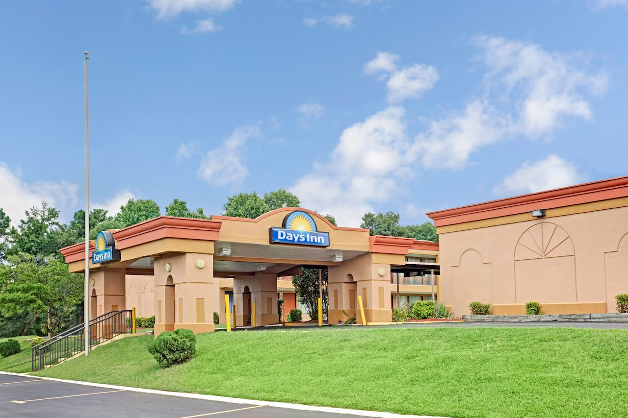 Days Inn Durham/Near Duke University in Chapel Hill, North Carolina