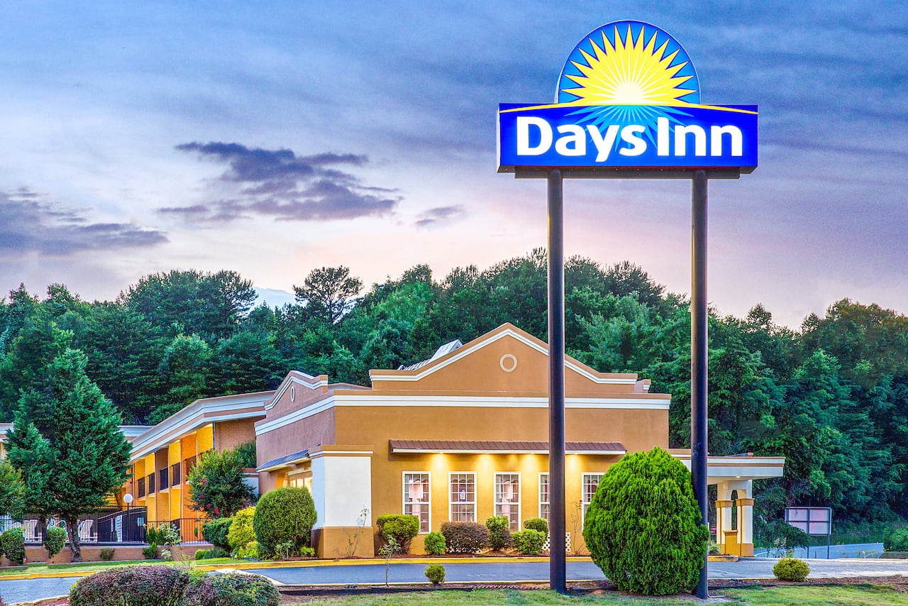 Days Inn Gastonia - West of Charlotte Kings Mountain in  Lincolnton,  North Carolina