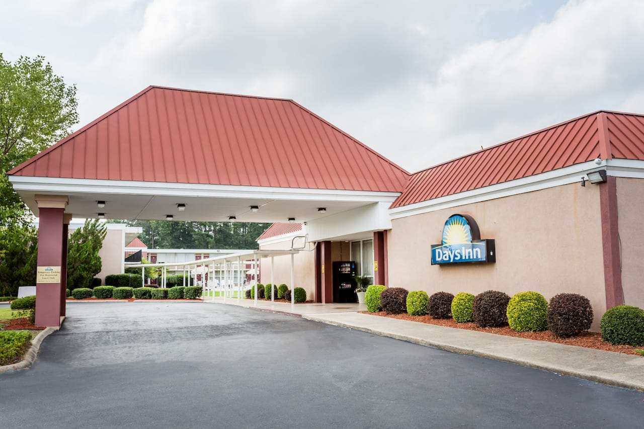Days Inn Goldsboro in Wilson, North Carolina