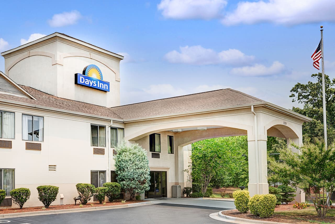 Days Inn Burlington East in Chapel Hill, North Carolina