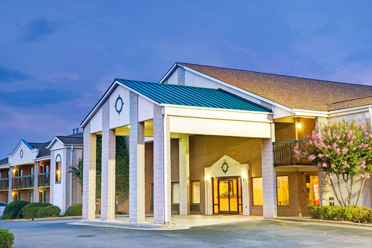 at the Days Inn Mooresville Lake Norman in Mooresville, North Carolina