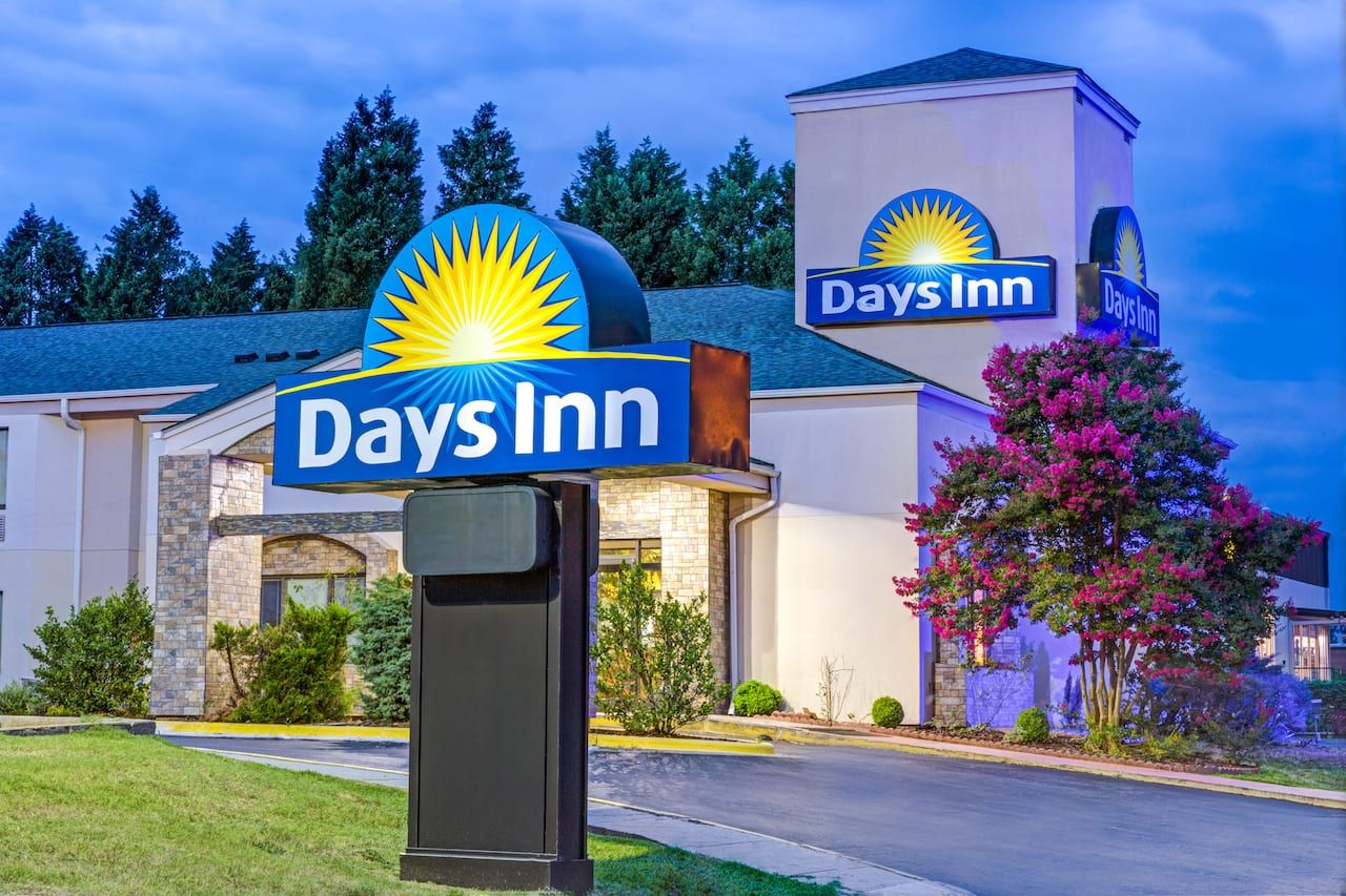 Days Inn Salisbury in  Salisbury,  North Carolina