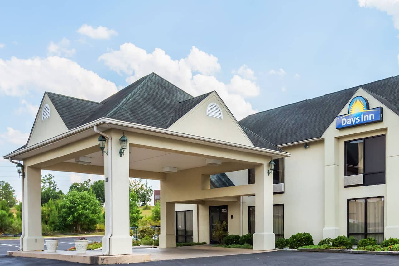 Days Inn Sanford in New Hill, North Carolina