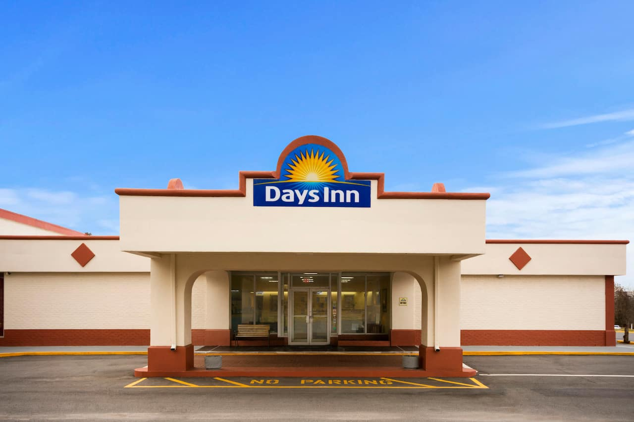at the Days Inn Shelby in Shelby, North Carolina