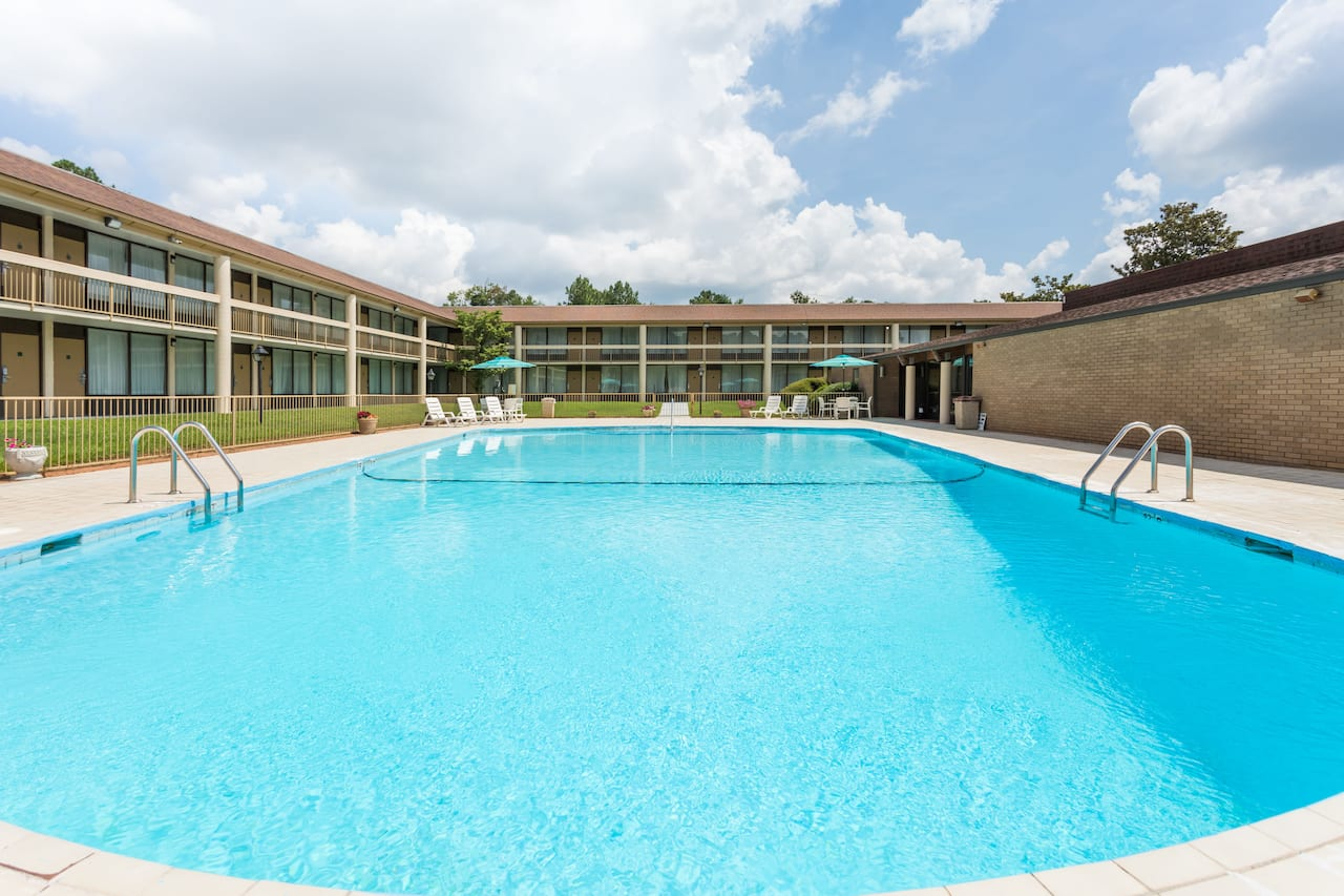 at the Days Inn Conference Center Southern Pines Pinehurst in Southern Pines, North Carolina