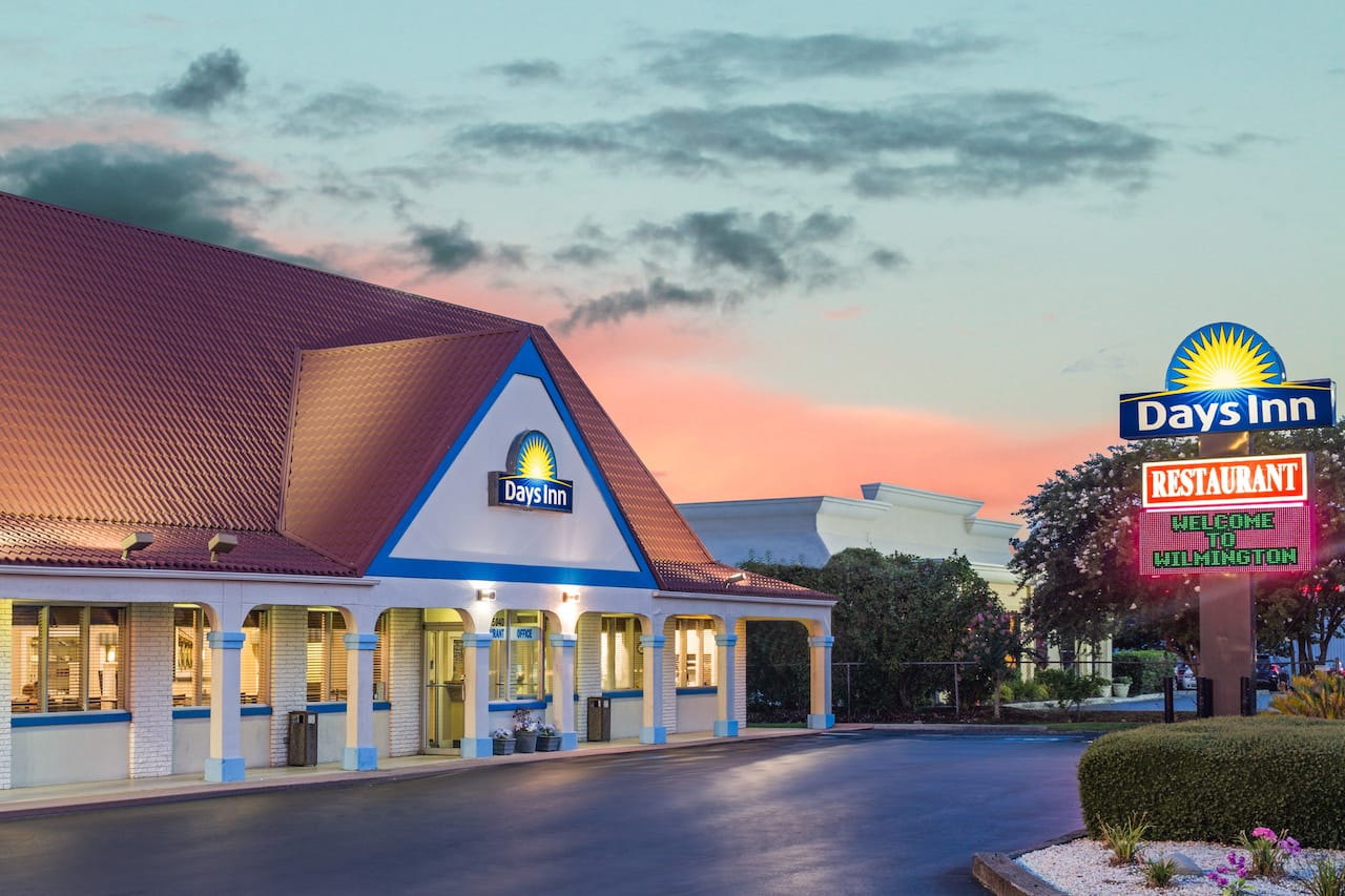 Days Inn Wilmington / University in Southport, North Carolina