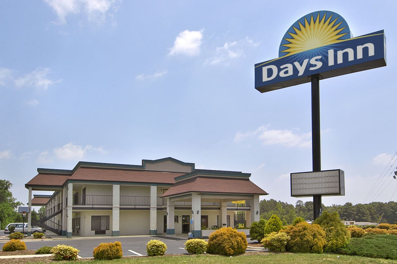 Days Inn Yanceyville in Yanceyville, North Carolina