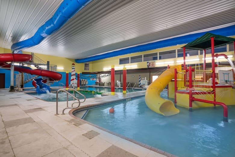 Pool At The Days Inn Fargo Celton In North Dakota